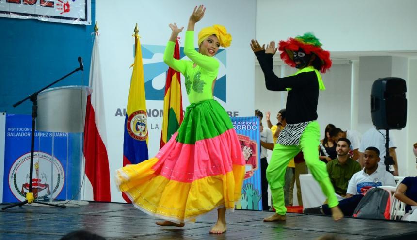 Muestras culturales que se evidenciarán en el evento