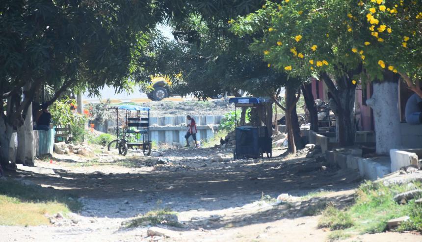 El homicidio ocurrió en la carrera 17 con calle 6, barrio La Luz.