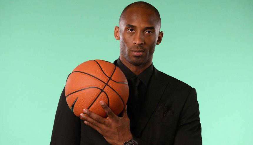 Kobe Bryant es una figura histórica de los Lakers y la NBA.