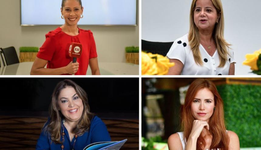 Erika Fontalvo, Elsa Noguera, Tere Rosales y Silvana Puello son algunas de las mujeres que participarán en el Foro de EL HERALDO.