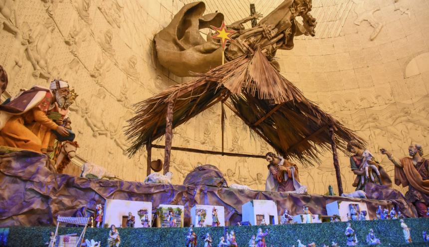 Catedral metropolitana María Reina de Barranquilla.