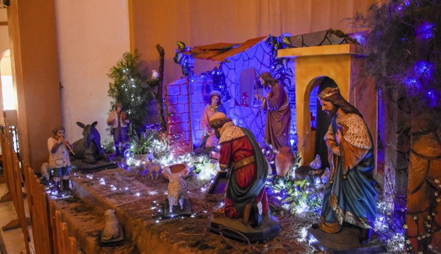 Parroquia Nuestra Señora Del Carmen.