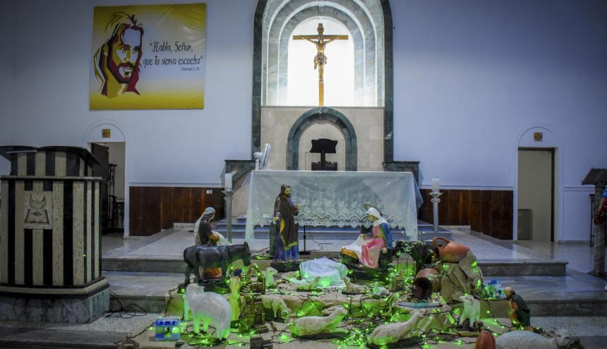 Parroquia de Guadalupe.