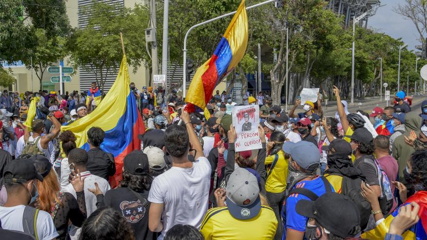 Colombia apuesta por sortear la crisis