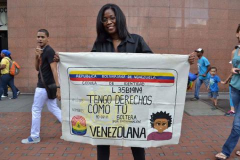 Matrimonio In Venezuela : Presentan ley de matrimonio homosexual en venezuela el heraldo