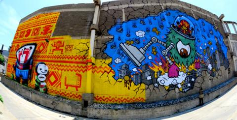 Barranquilla Ahora Es 510 M2 Mas Colorida El Heraldo