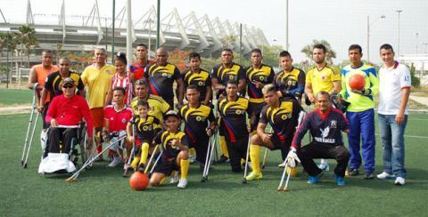 da8e061b31c42 En total son 20 personas las que viajarán a México conformando la  delegación colombiana que disputará la Copa América en Guadalajara.