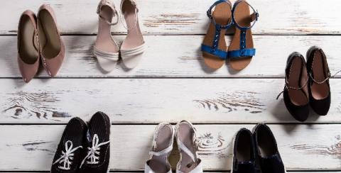 f55fe715 El calzado, producto fuerte de la cadena de almacenes Spring Step en  Colombia. Shutterstock