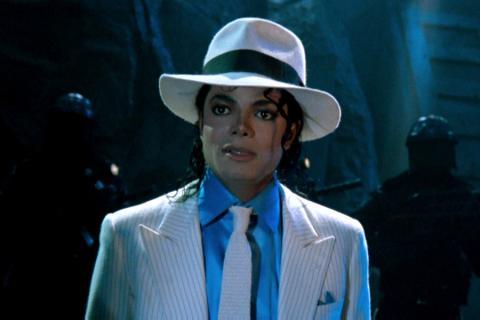 Por 10.000 euros subastan el famoso sombrero blanco de Michael ... 5445267b5e6