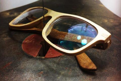 5acba95a31 Las gafas de Calumma pueden encontrarse a través de redes sociales. Cortesía