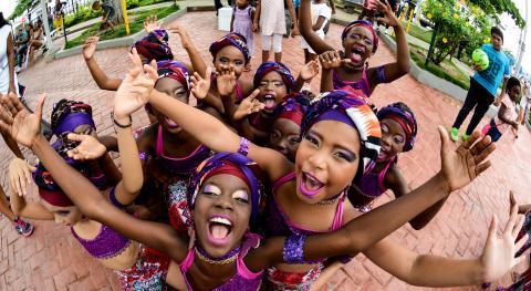Con Baile Y Gastronomia Afrocolombianos Celebraron Su Dia El Heraldo