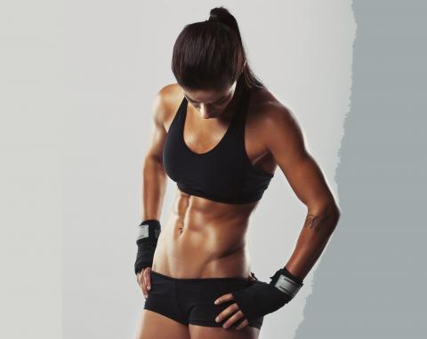 48267c2bf55 Los expertos recomiendan no realizar más de 2 horas al día de ejercicio.  Shutterstock