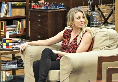 Hackers Filtran Foto De Penny De The Big Bang Theory Desnuda