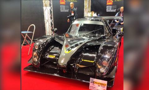 b07d26720 Lo que se puede ver en el Salón del Automóvil de Tokio | El Heraldo