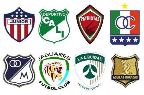 e11bc82f8ff95 Liga Águila  ocho equipos sacan cuentas para quedarse con los ...