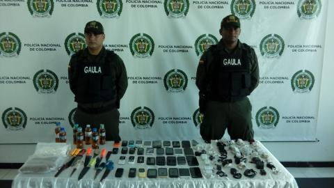 Prensa Policía