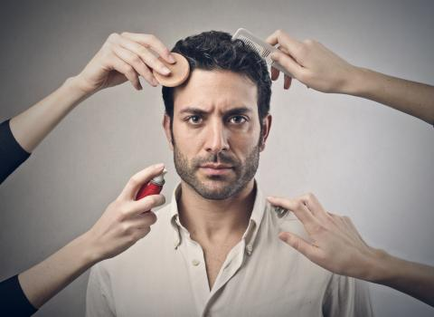 499946a85a8 Maquillaje masculino, una nueva apuesta cosmética   El Heraldo