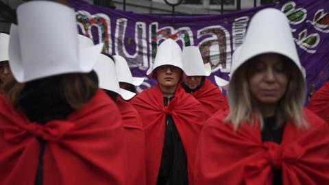 El feminismo  es mas que un  disfraz ¿cierto? 000_1a28n6