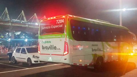 Tomada de @expresbrasilia
