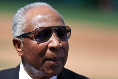 Fallece Frank Robinson, miembro del Salón de la Fama