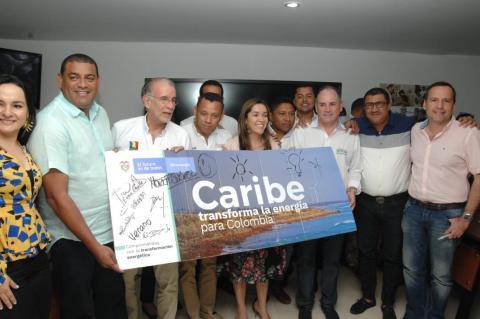 El Caribe tiene la fuente de la nueva energía en Colombia  Minminas ... 884c46e5aee2