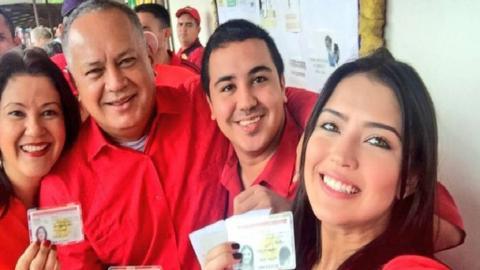 Denuncian los hijos de Diosdado Cabello huyeron a China — VENEZUELA
