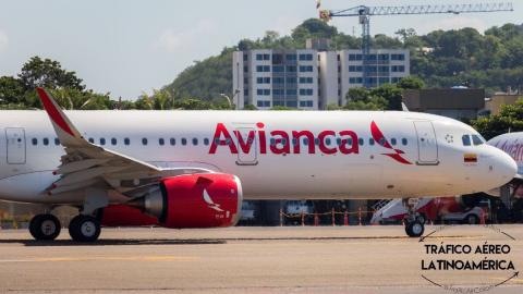 Avianca suspenderá vuelos de El Salvador hacia algunas ciudades de Latam
