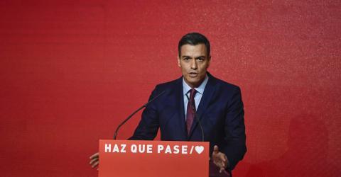 No habrá independencia en Cataluña: Pedro Sánchez