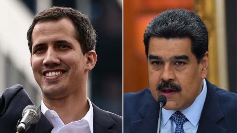 Mayoría de directiva del FMI desconoce a Juan Guaidó