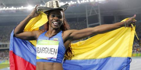 Caterine Ibargüen anunció que su retiro se aproxima
