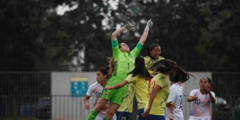 Tomada de la Federación Colombiana de Fútbol.