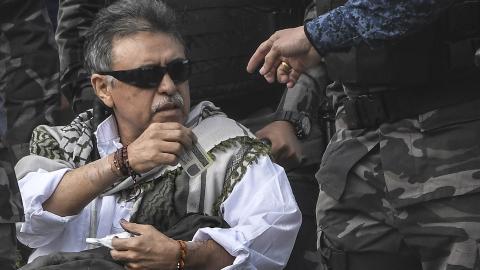 Procuraduría plantea dudas por captura de 'Jesús Santrich'