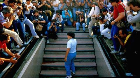 Maradona pide buen presupuesto para seguir en Dorados