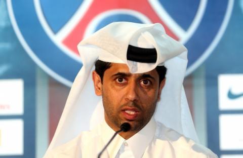 Al-Khelaïfi, el jeque del PSG, imputado por corrupción