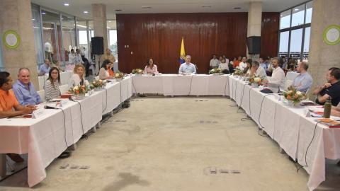 Presidente, Iván Duque, sancionó en Valledupar el Plan Nacional de Desarrollo