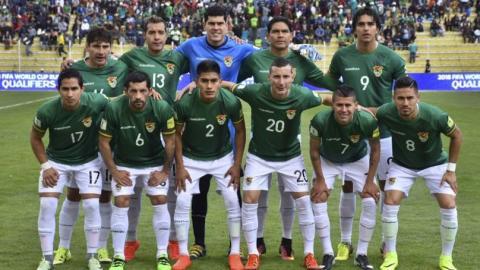 Resultado de imagen para lampe bolivia en copa america