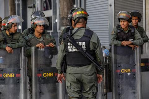 Saab señala que 31 personas están detenidas por magnicidio frustrado