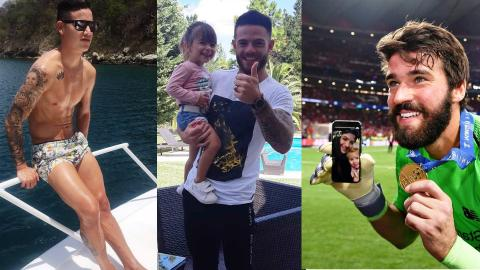 Además de su destreza, el atractivo físico es otro de los motivos por que estos jugadores serán bastante observados durante la Copa América 2019.