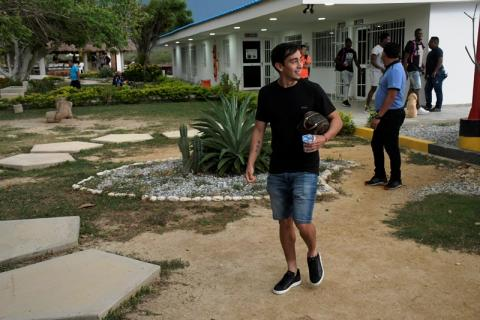 Liga Colombiana Sambueza anuncia que es nuevo jugador de Independiente Santa Fe