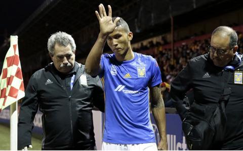 Francisco Meza se perdera el Apertura 2019