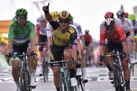 Groenewegen gana séptima etapa del Tour de Francia