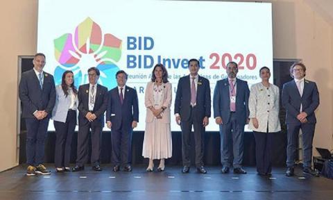 BID prestará más de $600 millones a Ecuador