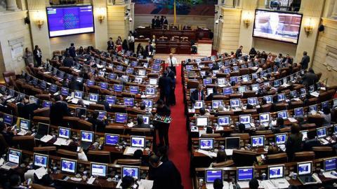 Proyecto para congelar salario de congresistas vuelve en esta legislatura