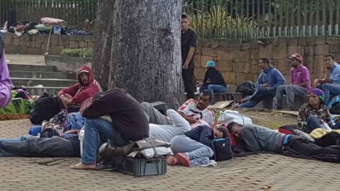 Autoridades en alerta por panfletos contra venezolanos — Tensión en Bucaramanga