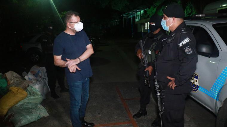 Capturan a exministro de Defensa, David Munguía Payés por caso tregua
