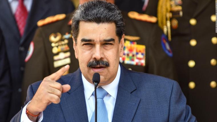 Elliott Abrams: Estados Unidos no le ha enviado mensaje a Maduro #30Jul