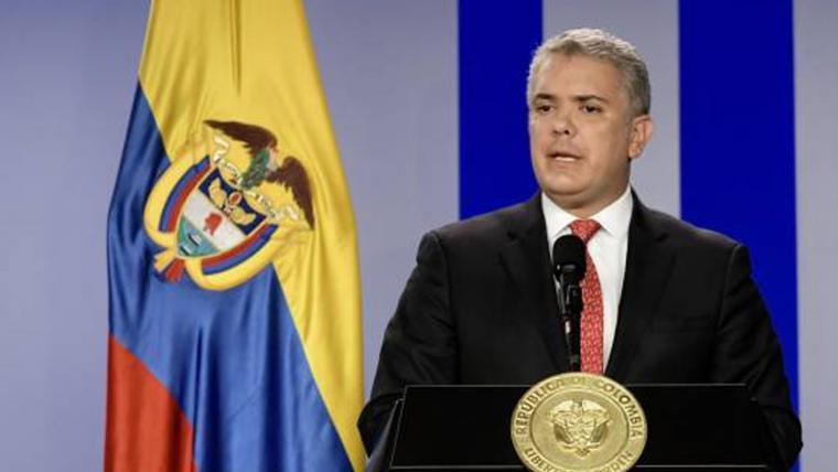CNE abre indagación preliminar contra la campaña presidencial de Iván Duque
