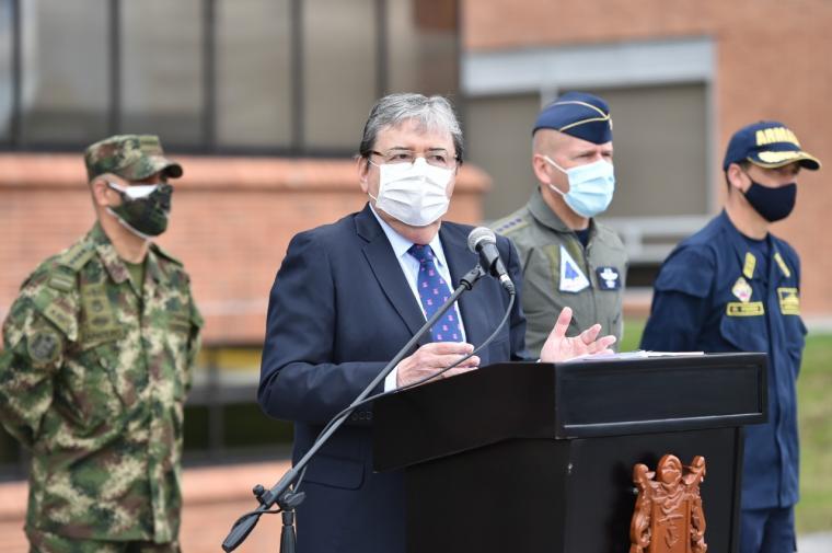 Autorizan asesorías y entrenamientos de tropas de EE.UU en Colombia