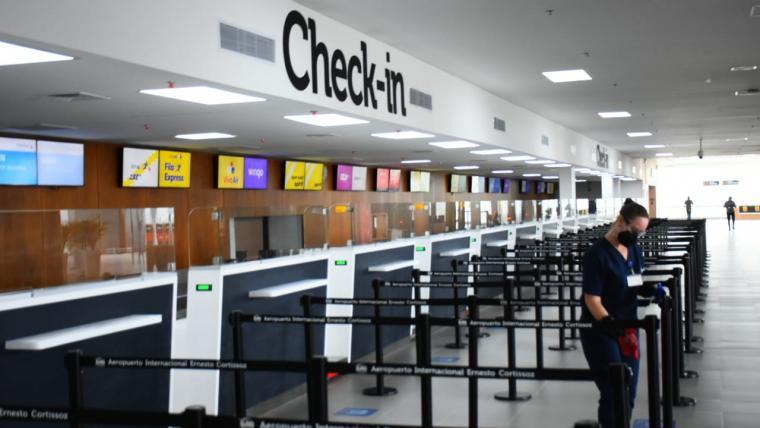 Bogotá: Avianca reanuda su operación con la ruta Bucaramanga