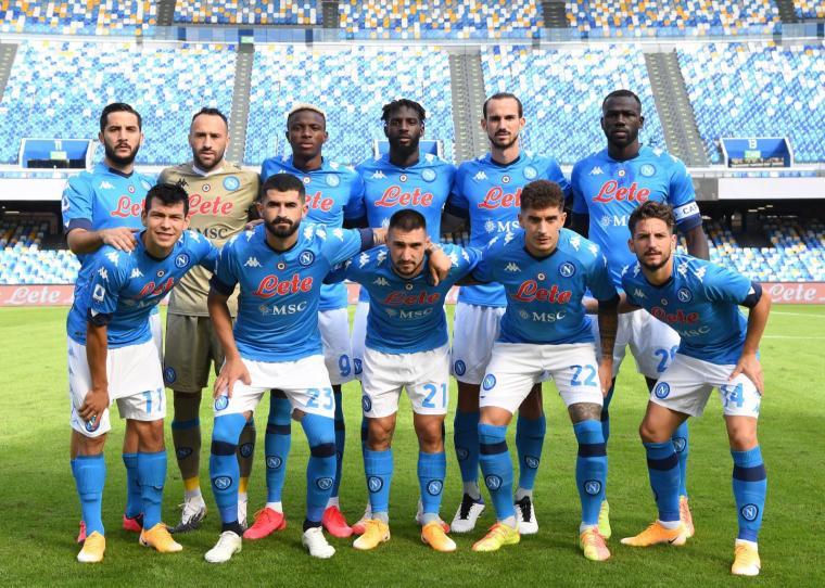 Ospina fue titular con el Napoli en la victoria ante Atalanta. Cortesía